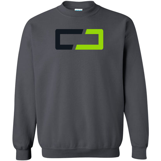 Crusher CrossFit - 201 - Symbol - Gildan - Heavy Blend Crewneck Sweatshirt