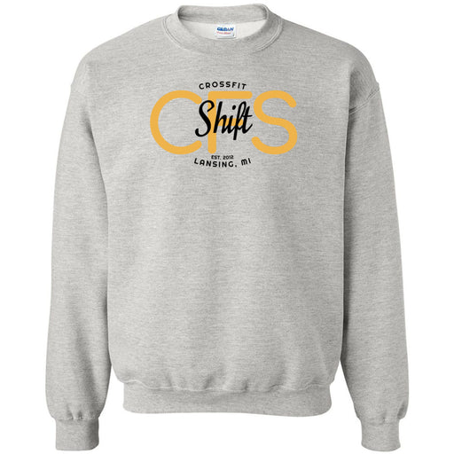 CrossFit Shift - 100 - UU1 - Gildan - Heavy Blend Crewneck Sweatshirt