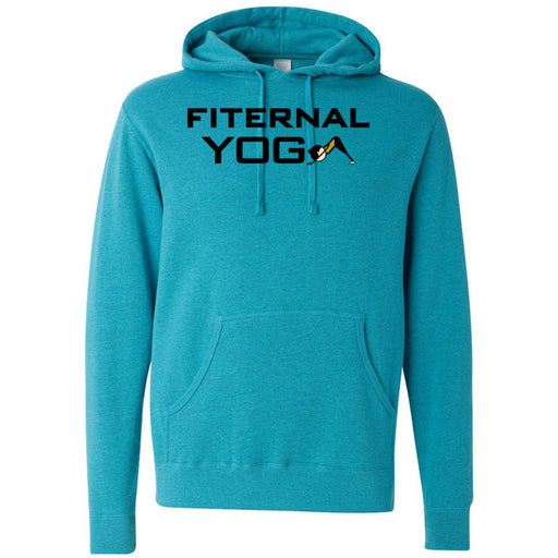 Fiternal CrossFit - 201 - Yoga - Independent - Hooded Pullover Sweatshirt