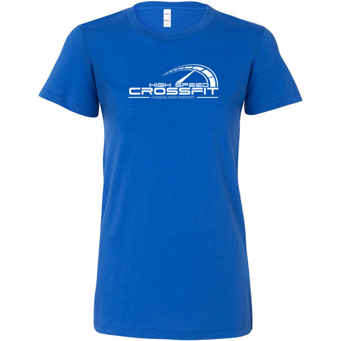 High Speed CrossFit - Standard - Bella + Canvas - Women's The Favorite Tee