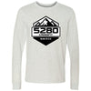 5280 CrossFit - 100 - Standard - Bella + Canvas 3501 - Men's Long Sleeve Jersey Tee