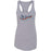 CrossFit I35 - 100 - Let's Exercise - Next Level - Women's Ideal Racerback Tank