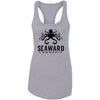 Seaward CrossFit - 100 - Standard - Next Level - Women's Ideal Racerback Tank