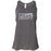DeSoto CrossFit - 100 - Blue - Bella + Canvas - Women's Flowy Racerback Tank