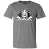 CrossFit Solon - 200 - No Pain No Gain - Bella + Canvas - Men's Short Sleeve Jersey Tee