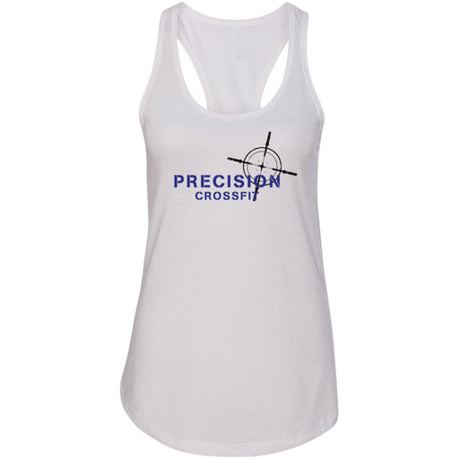 Precision CrossFit - 100 - Precision - Next Level - Women's Ideal Racerback Tank