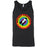 Rocket CrossFit - Rainbow - Bella + Canvas - Men's Jersey Tank