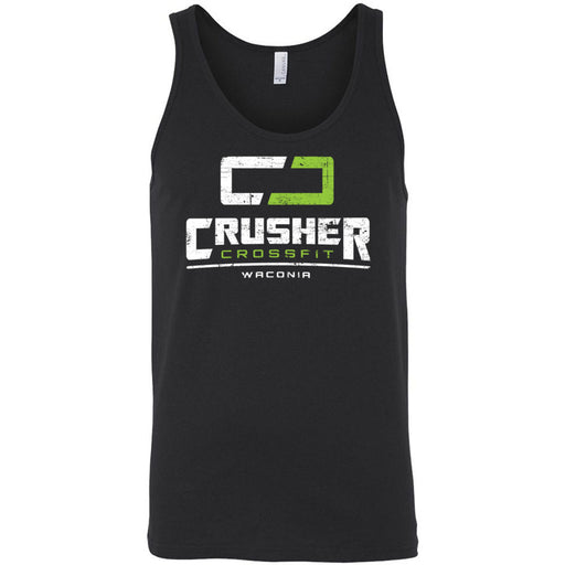 Crusher CrossFit - 100 - Standard - Bella + Canvas - Men's Jersey Tank