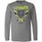 CrossFit Rx - 100 - Tiger - Bella + Canvas 3501 - Men's Long Sleeve Jersey Tee