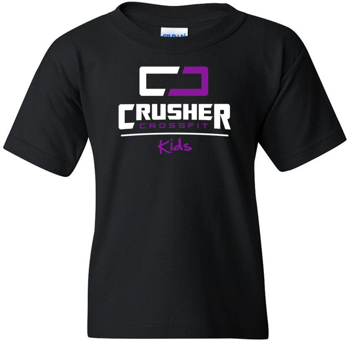 Crusher CrossFit - 100 - Kids - Gildan - Heavy Cotton Youth T-Shirt