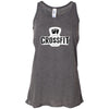 Carriage House CrossFit - 100 - Standard - Bella + Canvas - Women's Flowy Racerback Tank