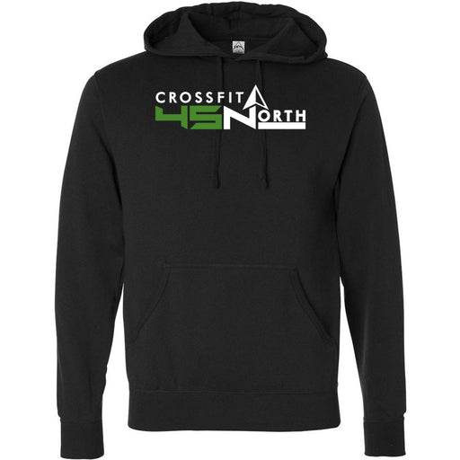 CrossFit 45 North - 100 - Standard - Independent - Hooded Pullover Sweatshirt