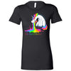 Crossfit 1926 - 200 - Unicorn - Bella + Canvas - Women's The Favorite Tee