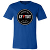 CrossFit TNT - 100 - Pocket - Badge + Canvas - Men's Short Sleeve Jersey Tee