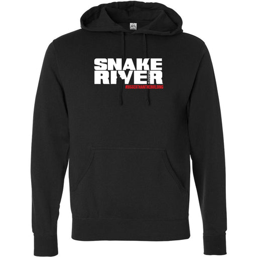 Snake River CrossFit - 201 - Outlaw 2 - Independent - Hooded Pullover Sweatshirt