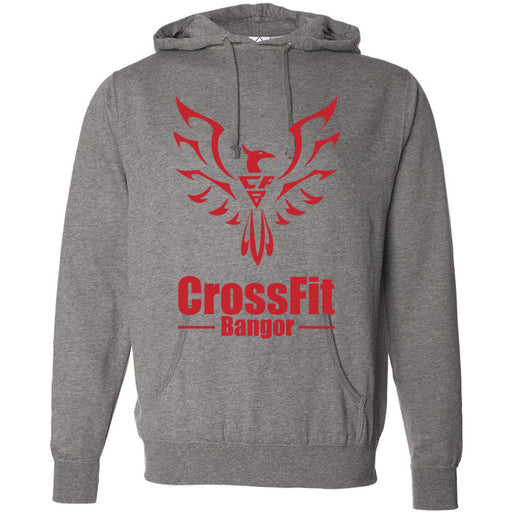 CrossFit Bangor - Standard - Independent - Hooded Pullover Sweatshirt