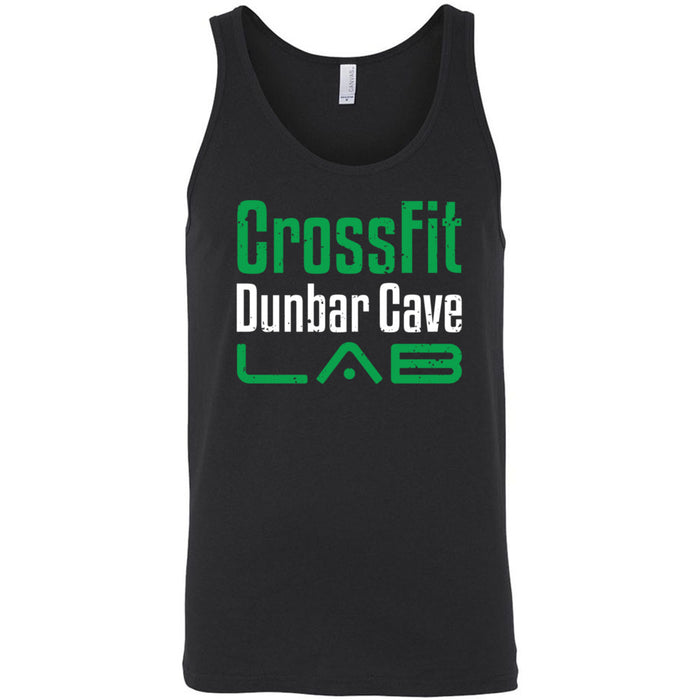 CrossFit Dunbar - 100 - Wordmark - Bella + Canvas - Unisex Jersey Tank