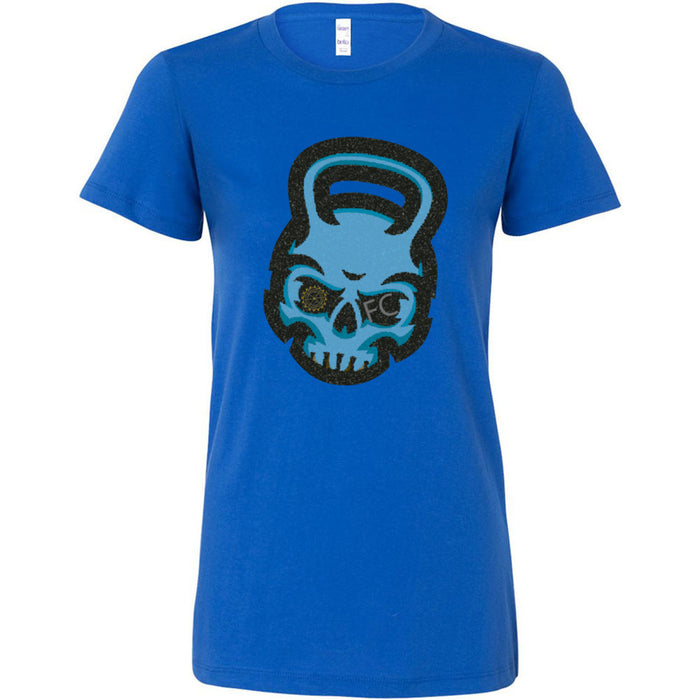 Foremost CrossFit - 200 - Skull - Bella + Canvas - Women's The Favorite Tee