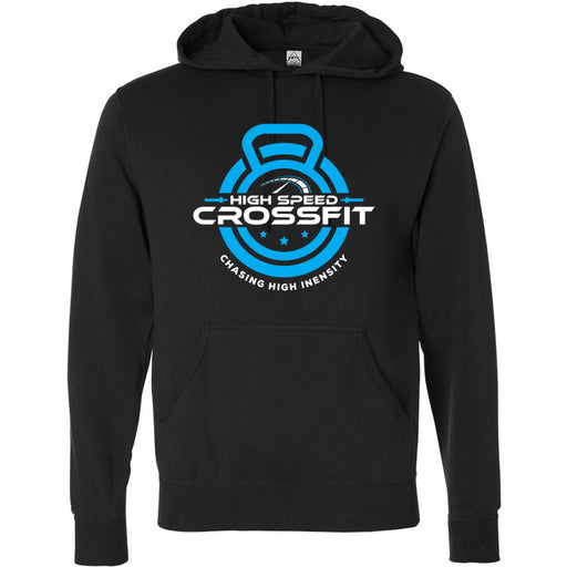 High Speed CrossFit - Barbell - Independent - Hooded Pullover Sweatshirt