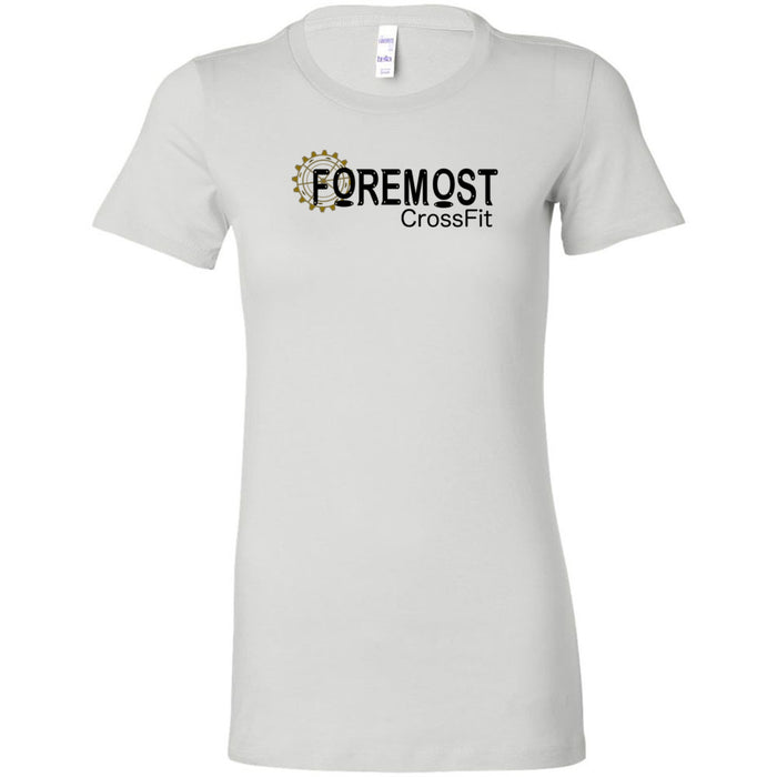 Foremost CrossFit - 100 - Standard - Bella + Canvas - Women's The Favorite Tee