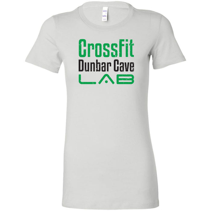 CrossFit Dunbar - 100 - Wordmark - Bella + Canvas - Women's The Favorite Tee