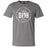 CrossFit Dark Horse - 100 - Decide-Commit-Succeed - Bella + Canvas - Men's Short Sleeve Jersey Tee