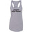CrossFit Solid Ground - 100 - Next Level - Women's Ideal Racerback Tank