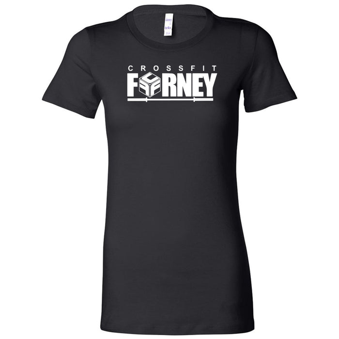 CrossFit Forney - Stacked - Bella + Canvas - Women's The Favorite Tee