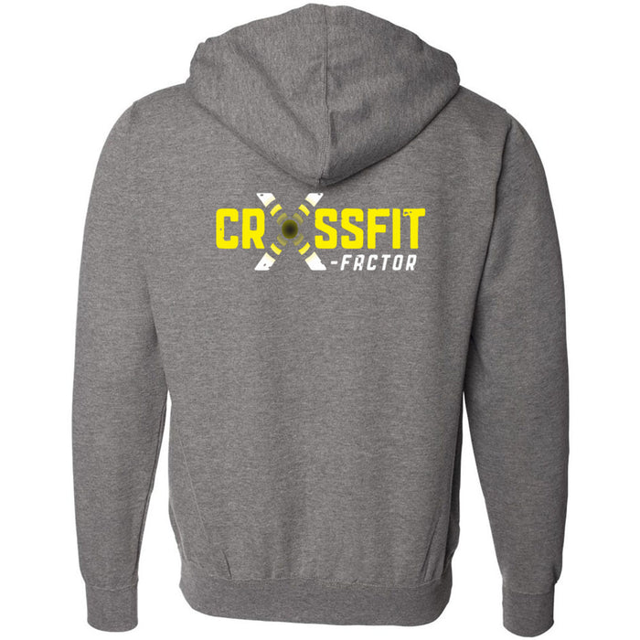 CrossFit XFactor - 201 - X - Independent - Hooded Pullover Sweatshirt
