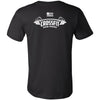 CrossFit River Prairie - 200 - Center - Bella + Canvas - Men's Short Sleeve Jersey Tee