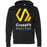 CrossFit Ageless - 100 - Standard - Independent - Hooded Pullover Sweatshirt