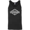 CrossFit Cliffhangers - 100 - Standard - Bella + Canvas - Men's Jersey Tank