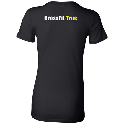 CrossFit True - 200 - Pocket - Bella + Canvas - Women's The Favorite Tee