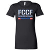 Flower City CrossFit - 100 - FCCF - Bella + Canvas - Women's The Favorite Tee