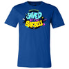 CrossFit Foundation - Saved By The Barbell Men's Tee