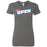 CrossFit 1727 - 100 - The Open - Bella + Canvas - Women's The Favorite Tee