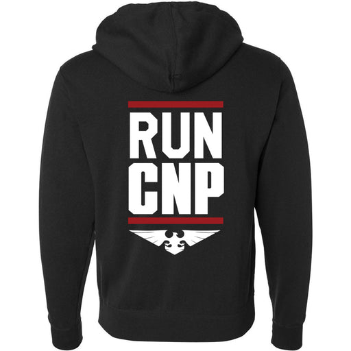 CrossFit North Phoenix - 201 - Run CNP - Independent - Hooded Pullover Sweatshirt
