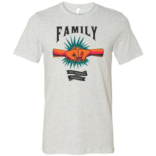 Big Thompson CrossFit - 100 - Family - Bella + Canvas - Men's Short Sleeve Jersey Tee