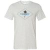 CrossFit Saint Simons - Palm Tee - Bella + Canvas - Men's Short Sleeve Jersey Tee