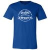CrossFit BNI - 100 - EST 2009 - Bella + Canvas - Men's Short Sleeve Jersey Tee