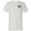 CrossFit Ruston - 100 - Standard - Bella + Canvas - Men's Short Sleeve Jersey Tee