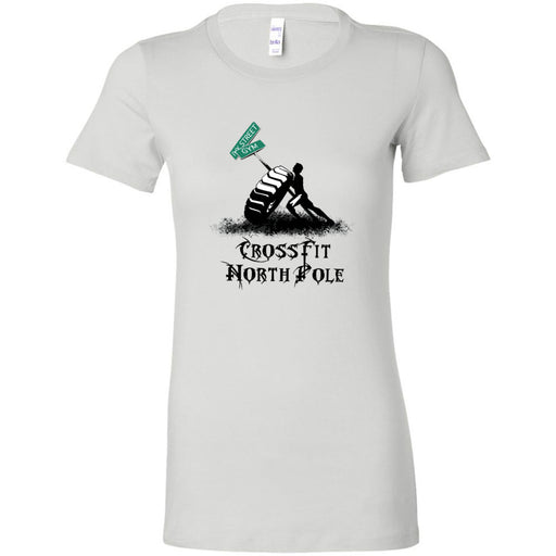 CrossFit North Pole - 200 - Alaska Strong - Bella + Canvas - Women's The Favorite Tee