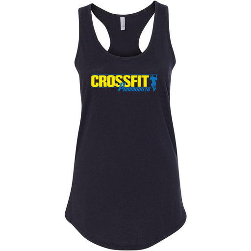 CrossFit Parramatta - 100 - Standard - Next Level - Women's Ideal Racerback Tank
