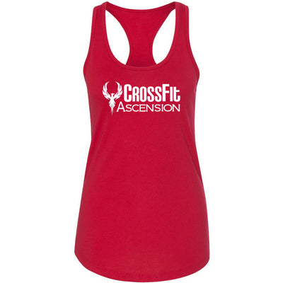 CrossFit Ascension - 100 - Standard - Women's Ideal Racerback Tank