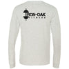CrossFit Solon - 202 - #SweatNSolon - Bella + Canvas 3501 - Men's Long Sleeve Jersey Tee