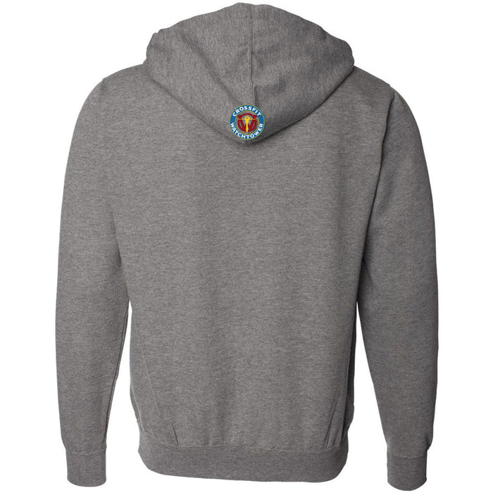 CrossFit Watchtower - 201 - Legion of Doom - Independent - Hooded Pullover Sweatshirt