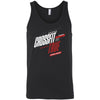 CrossFit True - 100 - 2020 Open 20.1 - Bella + Canvas - Men's Jersey Tank