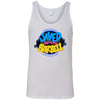 CrossFit Foundation - Saved By The Barbell - Bella + Canvas - Men's Jersey Tank