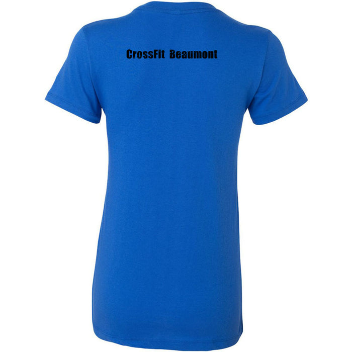 CrossFit Beaumont - 200 - CFB Circle - Bella + Canvas - Women's The Favorite Tee