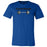 CrossFit Hillsdale - 100 - Barbell - Bella + Canvas - Men's Short Sleeve Jersey Tee